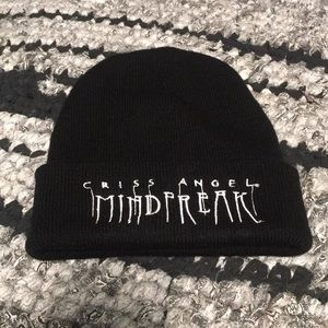 Other - Criss Angel Mind Freak Hat